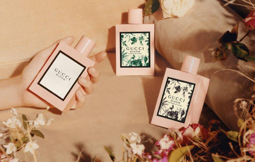 Hương nước hoa trẻ trung từ Gucci Bloom. Ảnh: Gucci Bloom