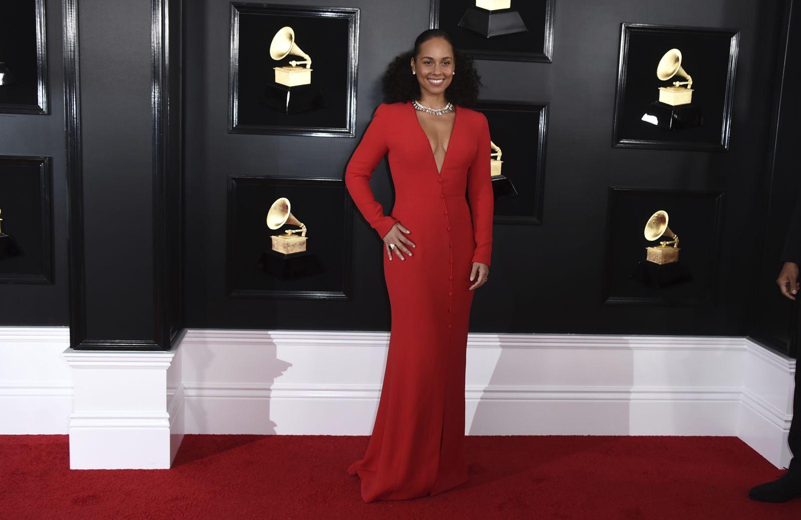 elle viêt nam thời trang thảm đỏ grammys 14