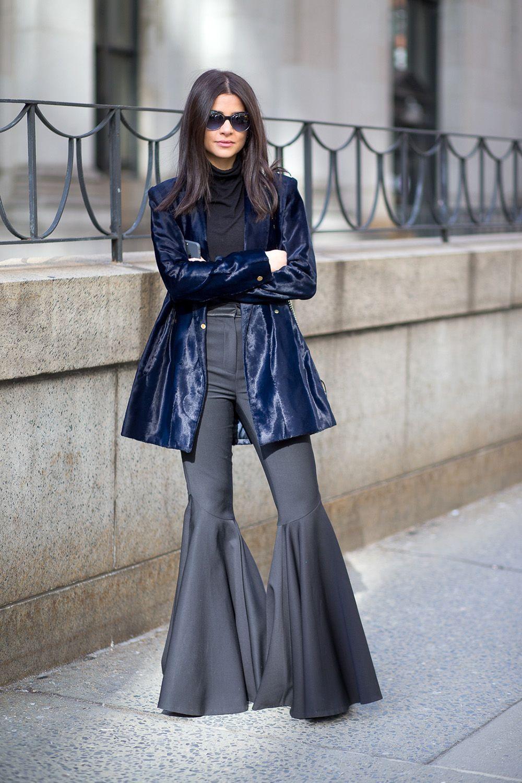 mix&match với màu xanh navy và màu đen