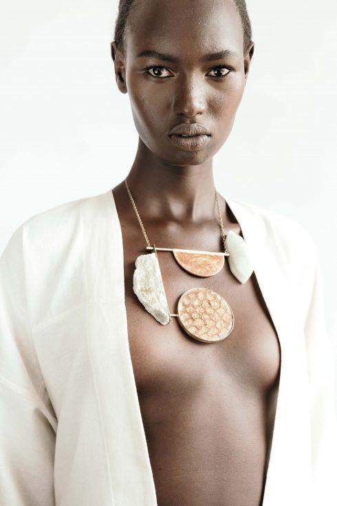 Thiết kế của Ami Doshi Shah, đại diện từ Kenya