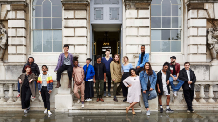Triển lãm thời trang International Fashion Showcase 2019 chính thức khai mạc tại London