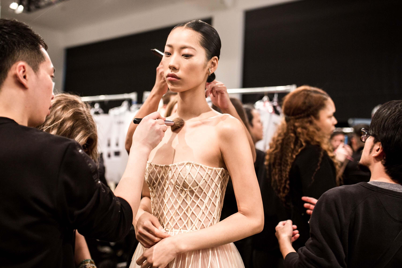 ntk công trí tuần lễ thời trang new york