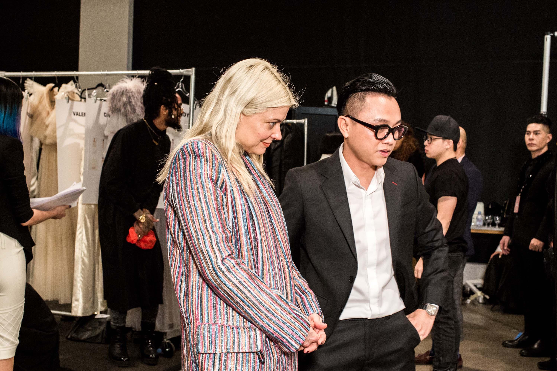 ntk công trí tuần lễ thời trang new york 19