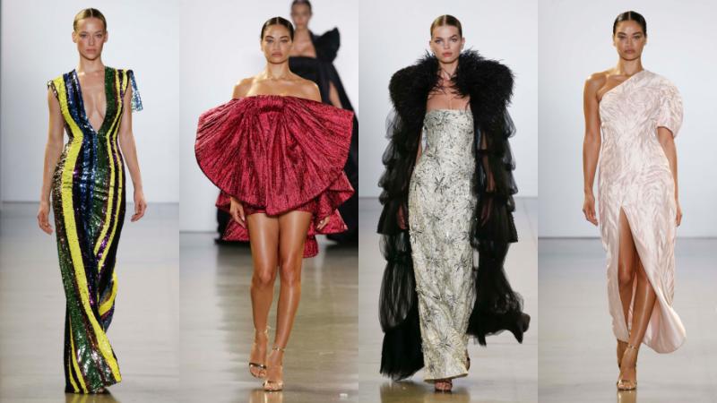 NTK CÔng Trí Tuần lễ thời trang New York BST