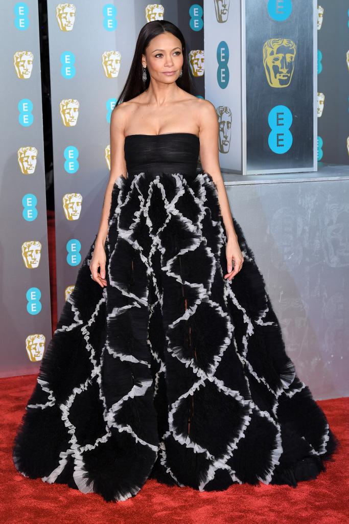 Lễ trao giải BAFTA 4