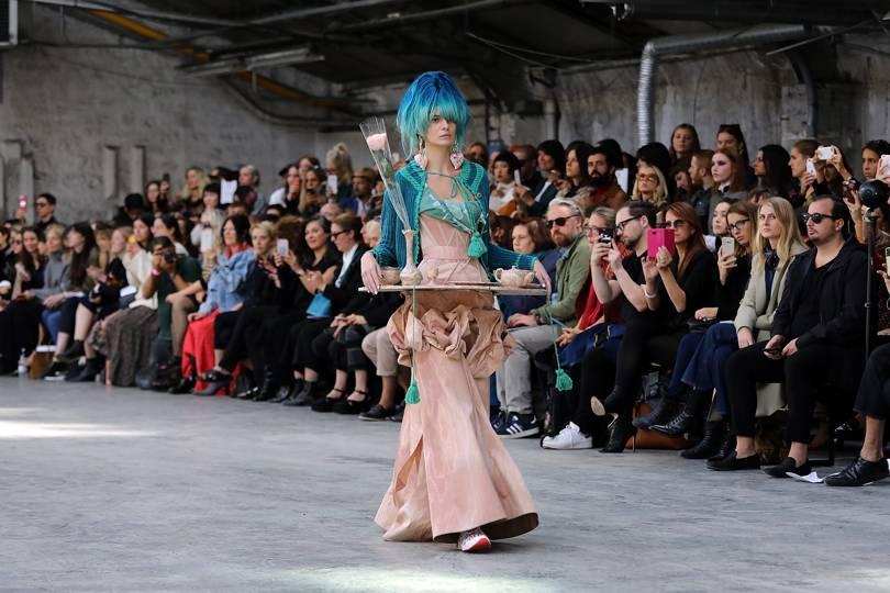 tuần lễ thời trang london Thu - Đông 2019 4
