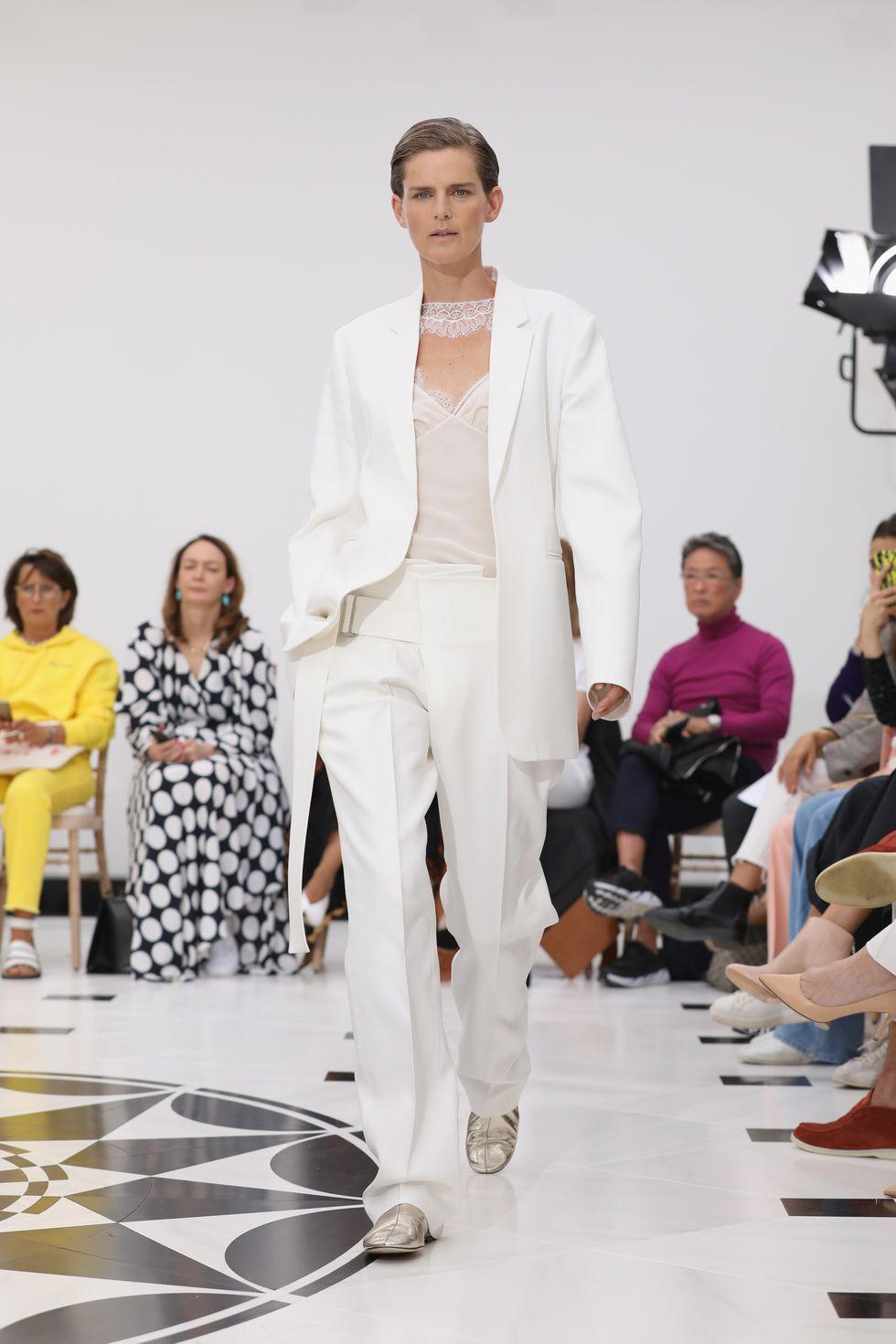 tuần lễ thời trang london Thu - Đông 2019 2