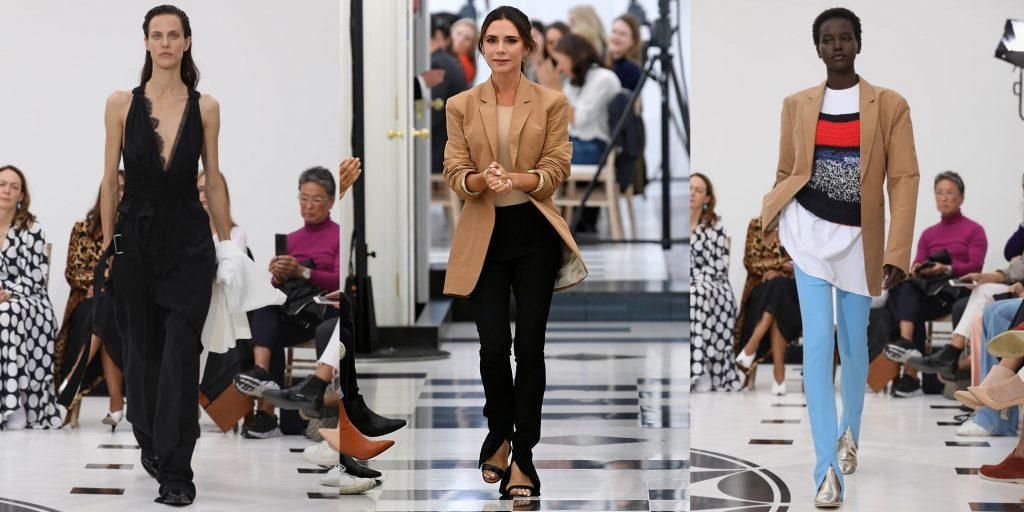 tuần lễ thời trang london Thu - Đông 2019 1