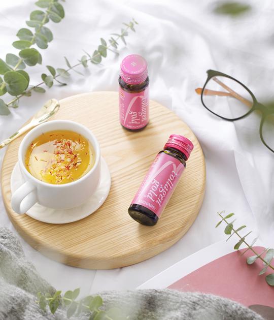 Từng giọt Collagen Gold Menard được cấu tạo từ những tinh tế trong trải nghiệm và sàng lọc từ các chuyên gia hàng đầu Nhật Bản.