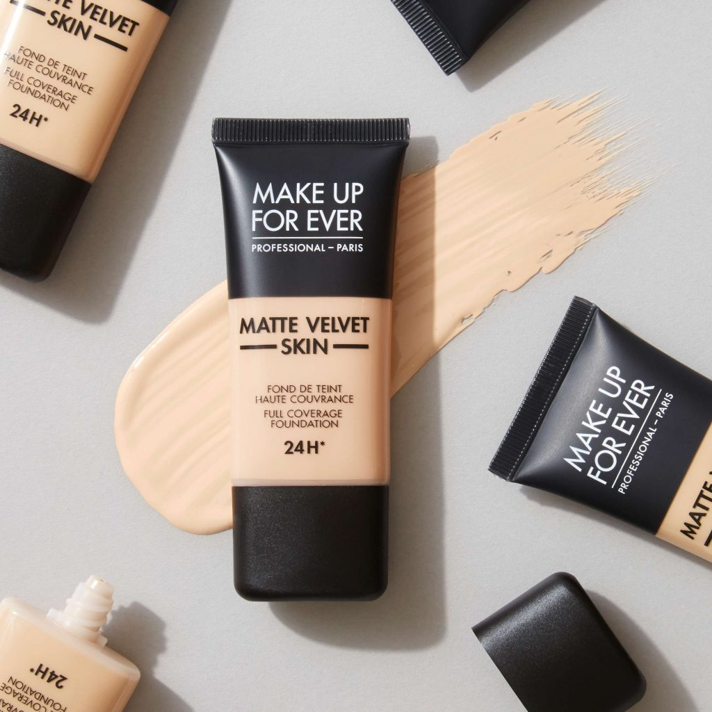 Matte Velvet Skin Foundation 3