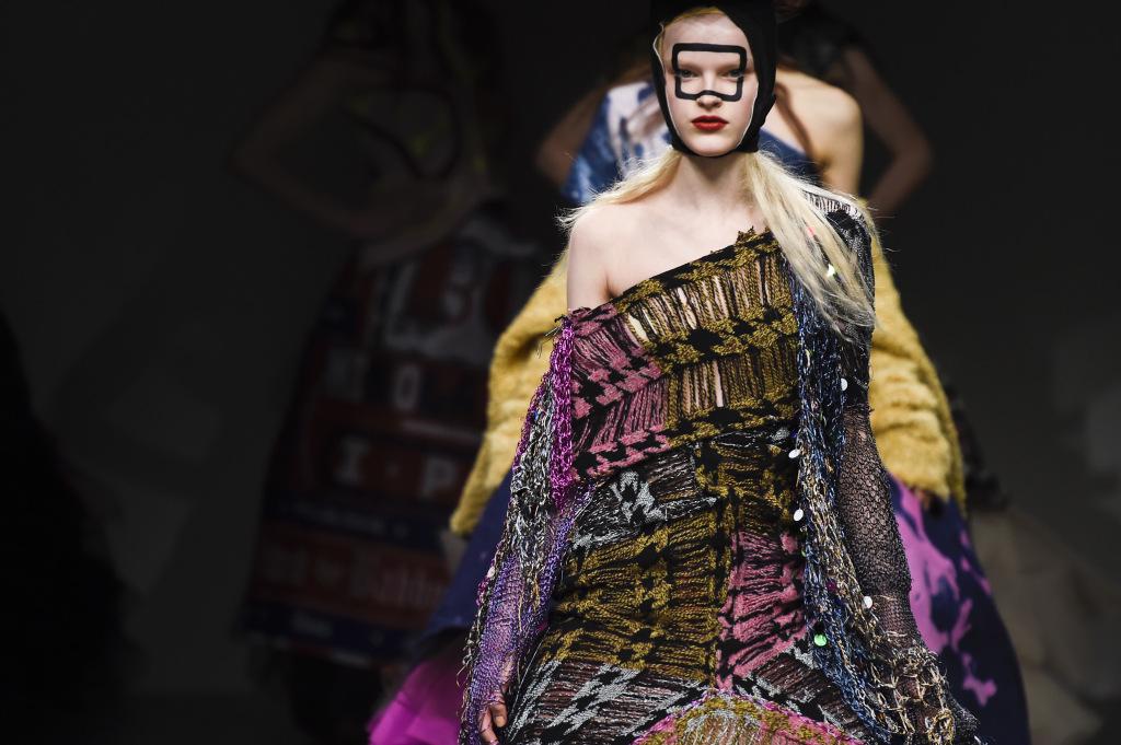 tuần lễ thời trang london Thu - Đông 2019 9