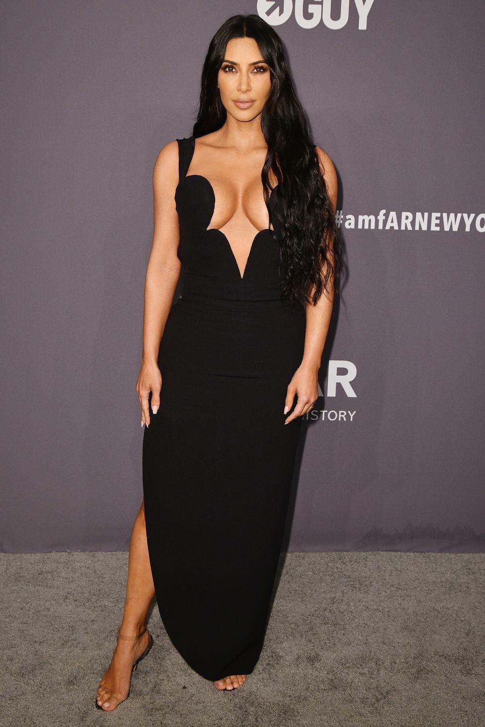 Tuần lễ thời trang hàng ghế đầu kardashian 1