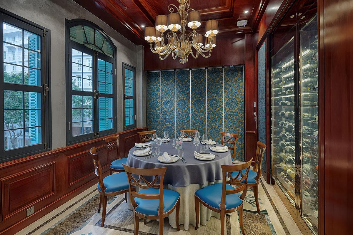 hương vị Lễ Tình nhân tại nhà hàng Vietnam House 3