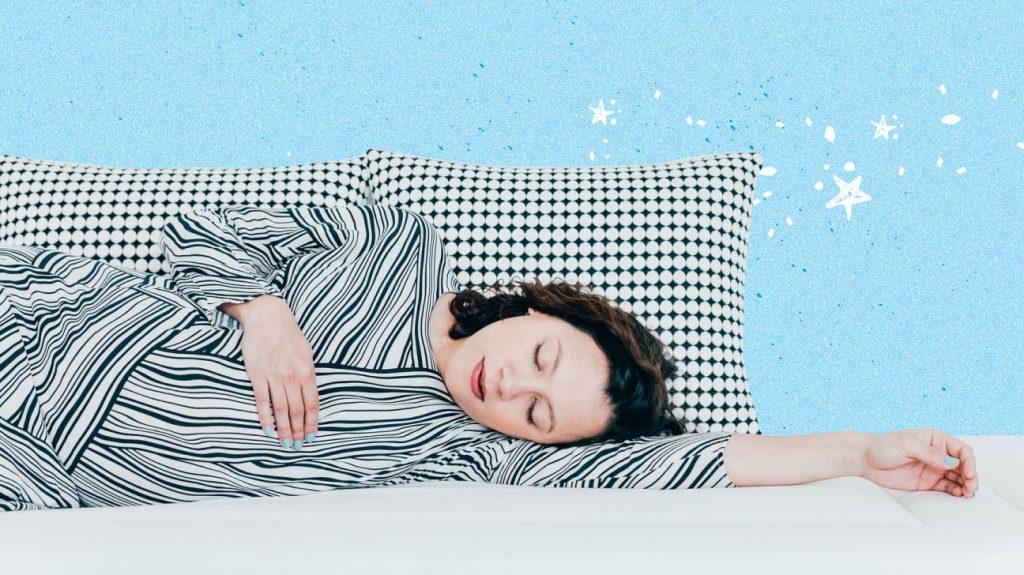 ngủ nghiêng bên trái 03
