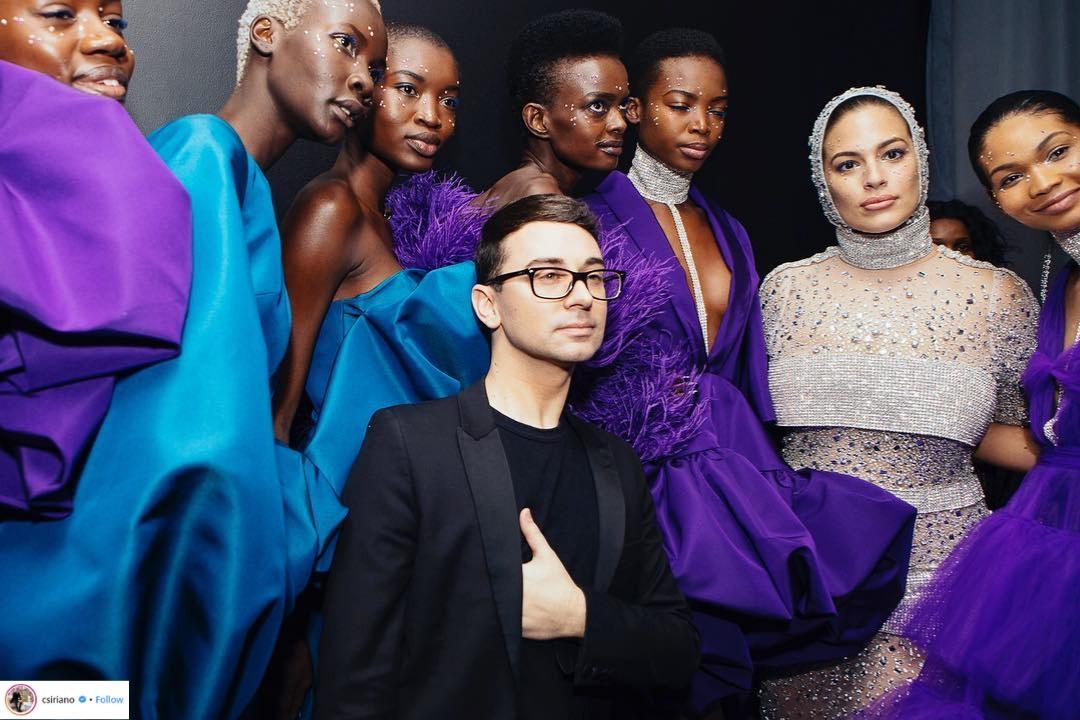 khoảnh khắc ấn tượng tại Tuần lễ Thời trang New York 2019 5