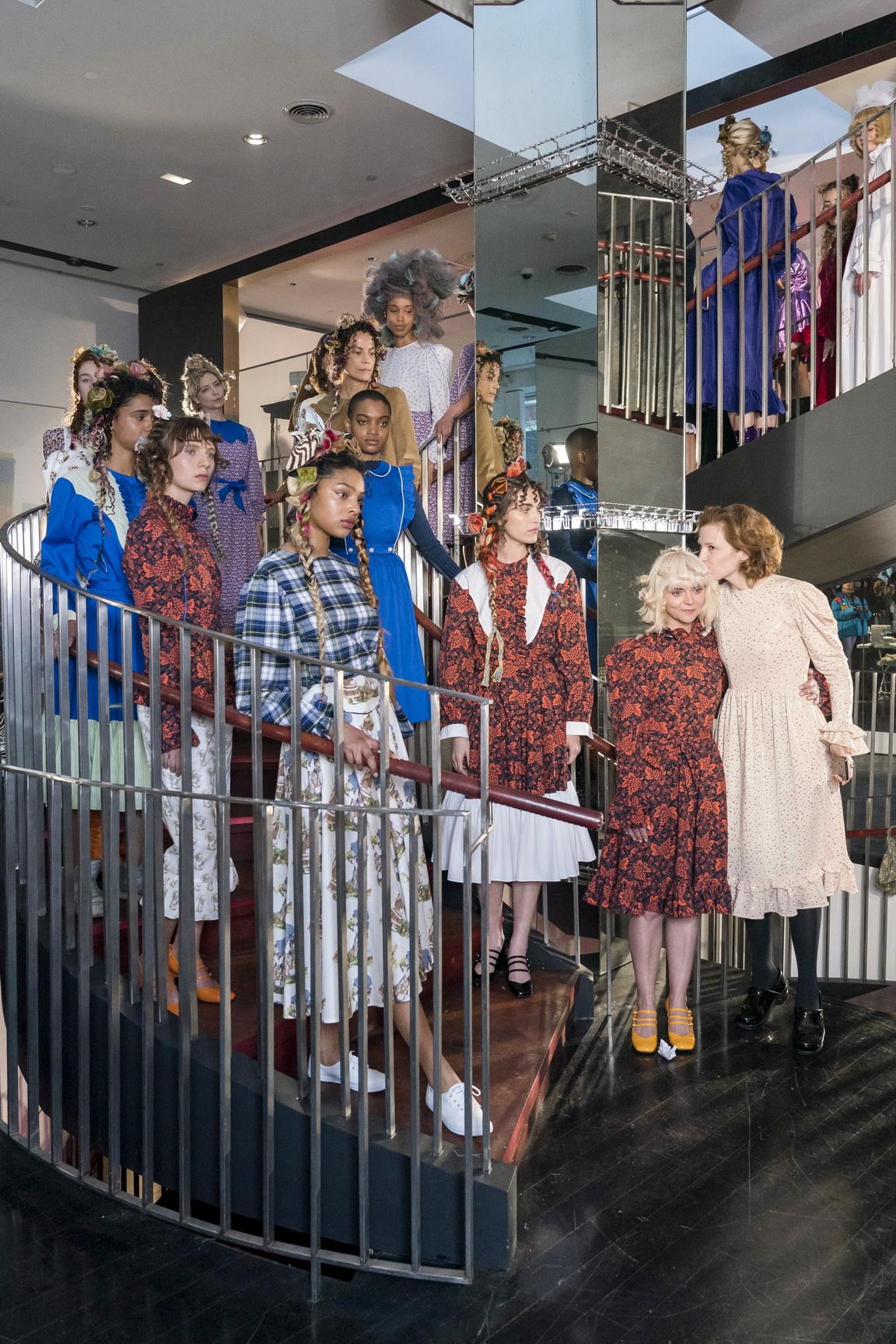 khoảnh khắc ấn tượng tại Tuần lễ Thời trang New York 2019 10