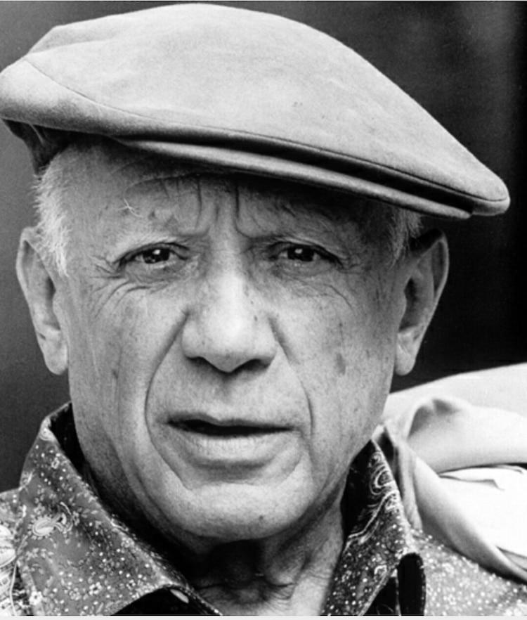 Mười sự thật bất ngờ về danh họa Pablo Picasso