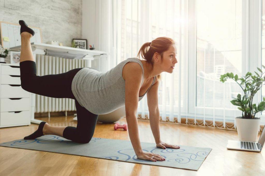 bài tập yoga 04