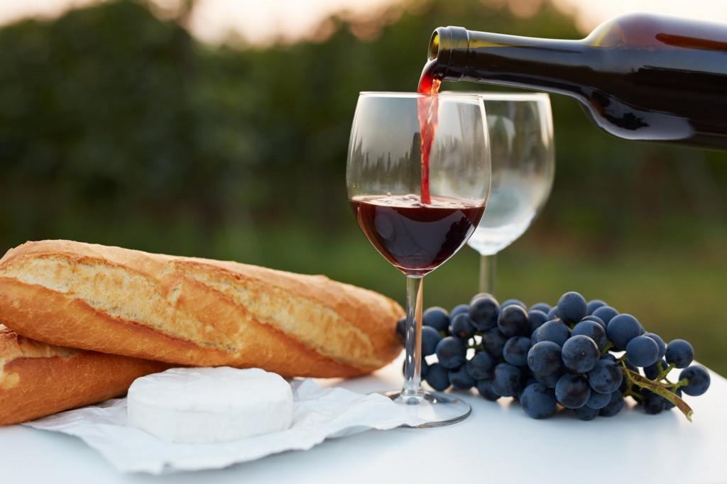 cách dưỡng da như người Pháp nhờ rượu vang đỏ