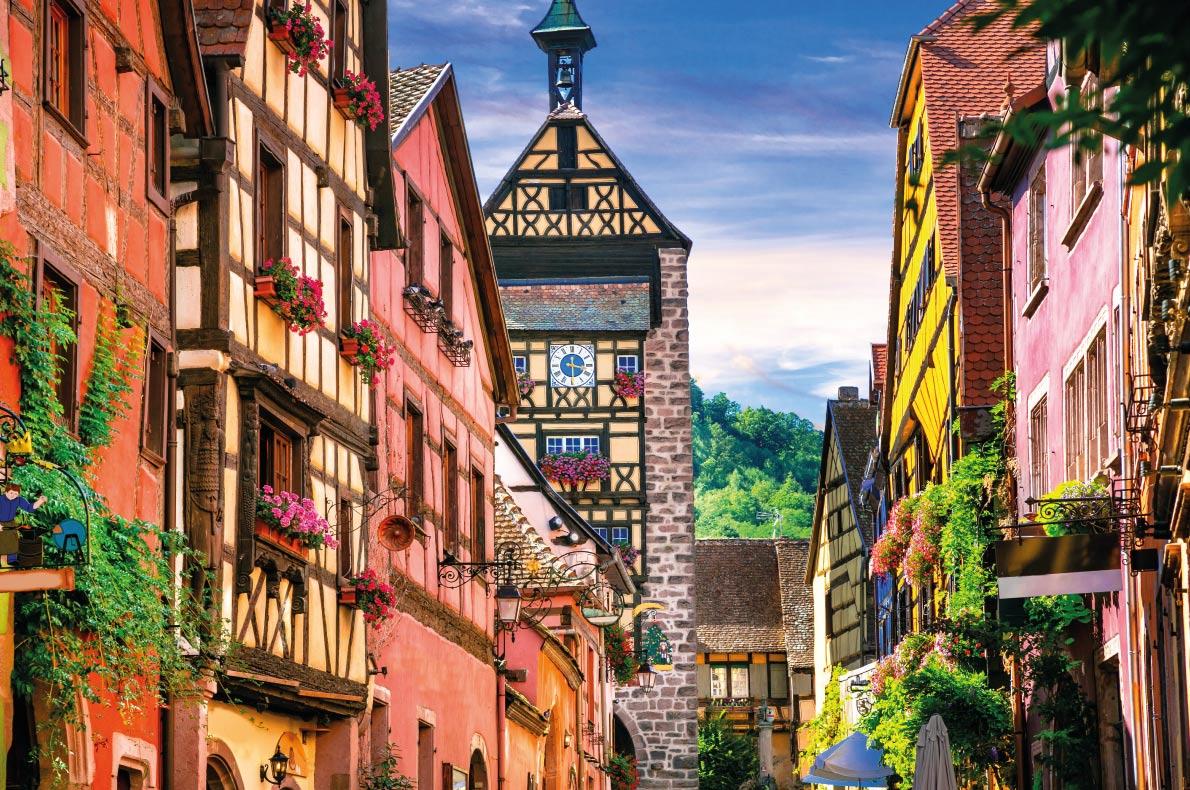 Khám phá những viên ngọc ẩn đẹp nhất châu Âu