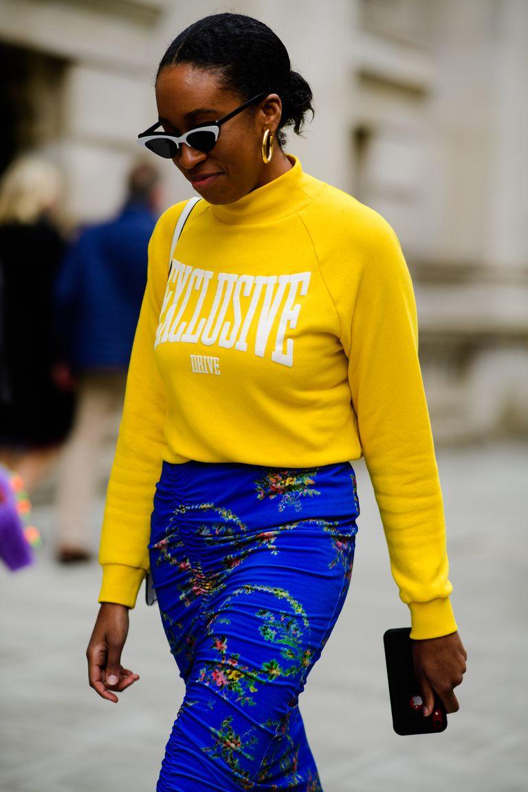 ý nghĩa trang phục màu vàng 9