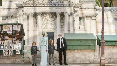 Di sản thời trang Karl Lagerfeld qua những sàn diễn ấn tượng nhất của Chanel