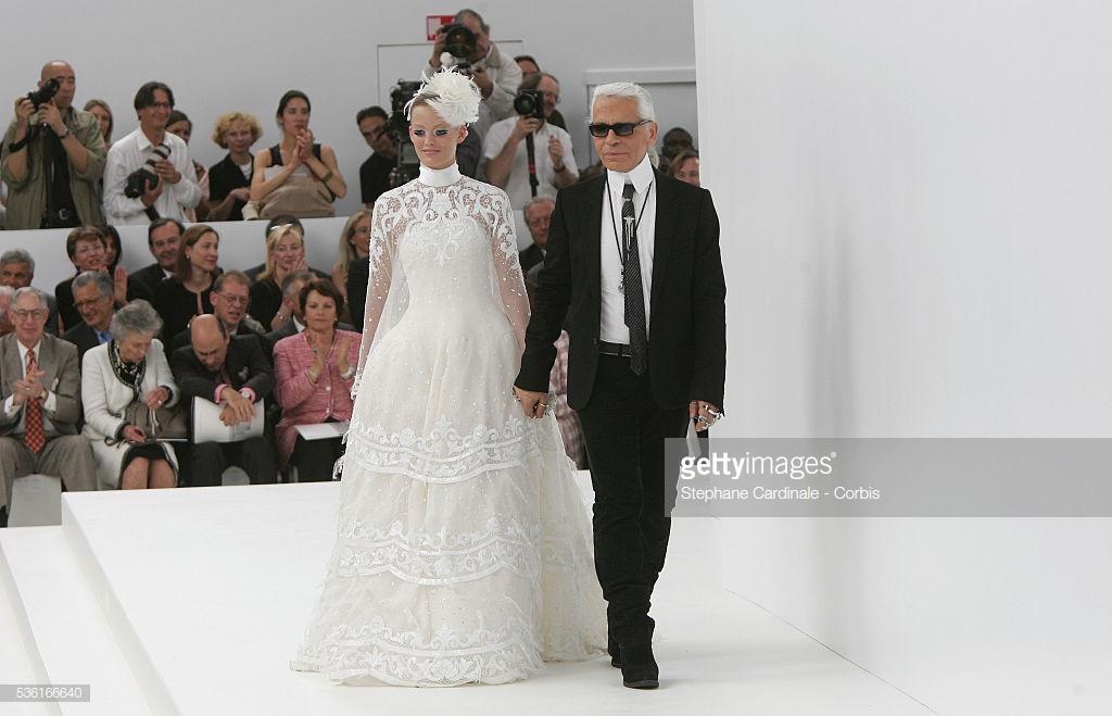 65 năm của Karl Lagerfeld 2