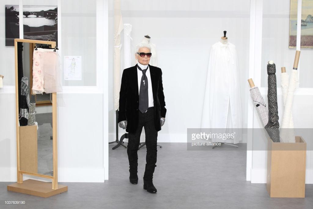 65 năm của Karl Lagerfeld 7