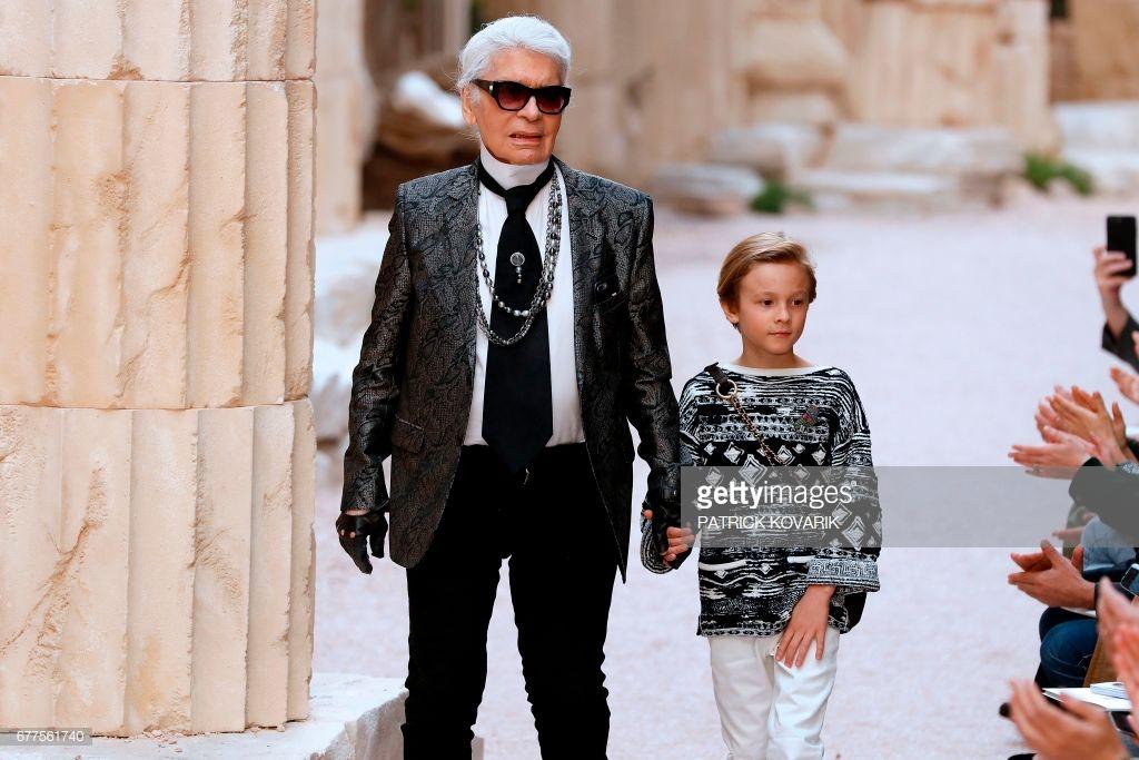 65 năm của Karl Lagerfeld 8