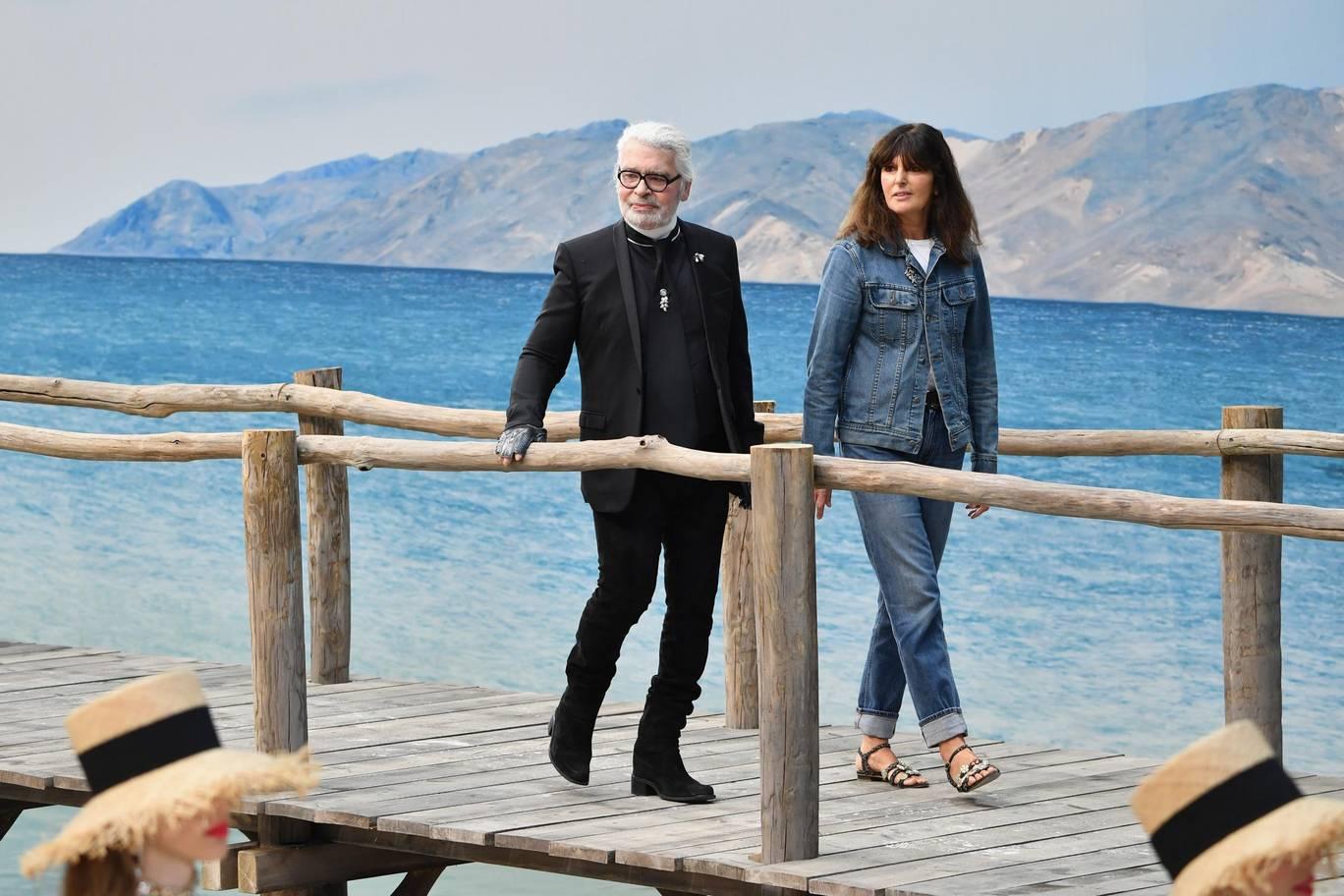 65 năm của Karl Lagerfeld 12