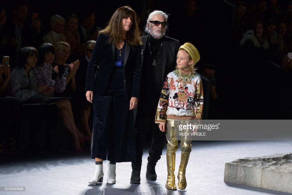 65 năm của Karl Lagerfeld 9