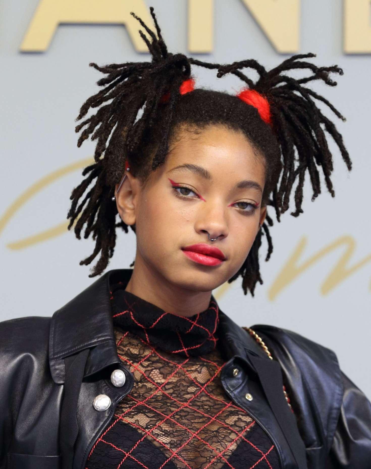 Willow Smith: một trong những nàng It Girl tạo được ấn tượng tốt trong vai trò nàng Thơ của Karl Lagerfeld