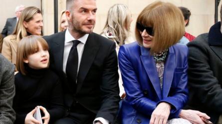 Những gương mặt nổi bật trên hàng ghế đầu Tuần lễ thời trang London Thu - Đông 2019