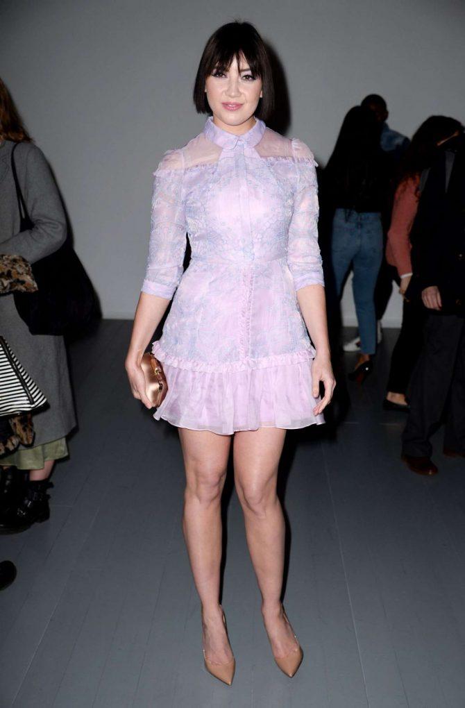 tuần lễ thời trang london 10
