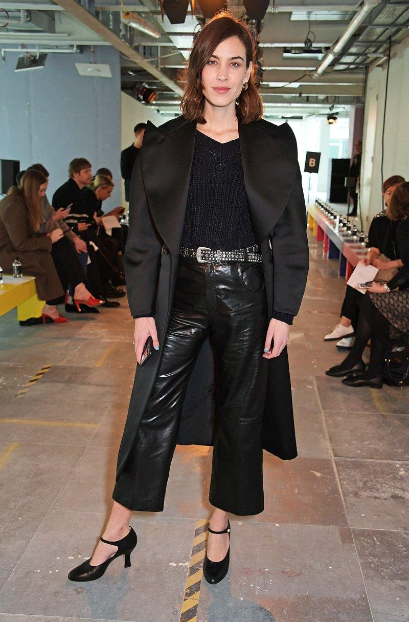 tuần lễ thời trang luân đôn 2019