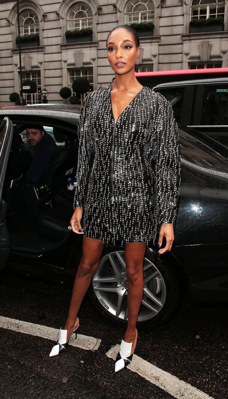 tuần lễ thời trang london 2019