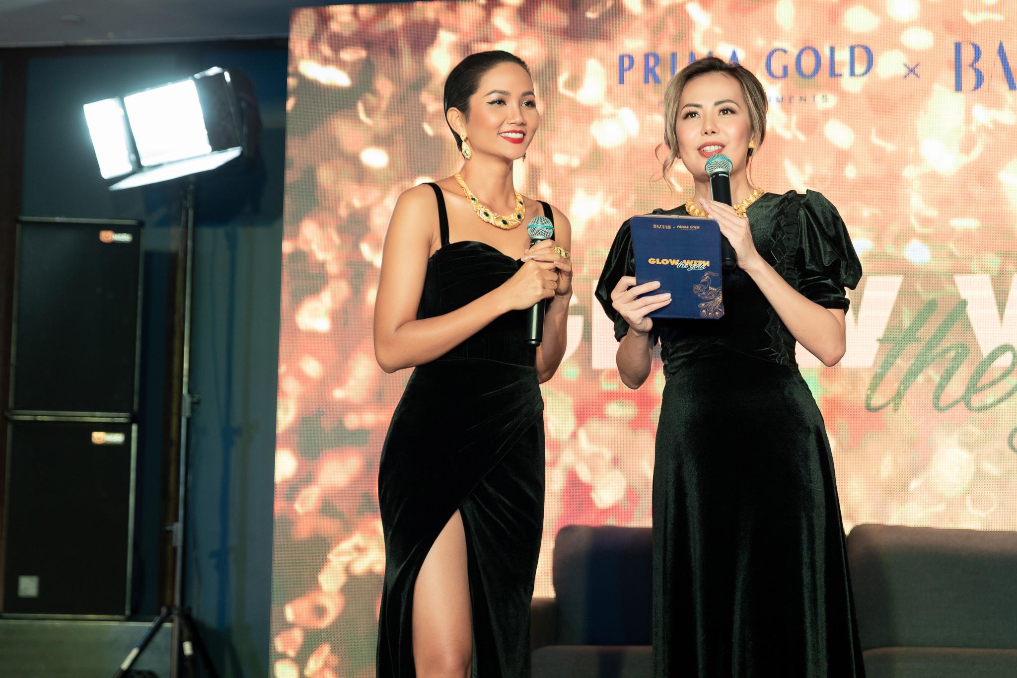 H'Hen toả sáng cùng trang sức vàng Prima Gold 13