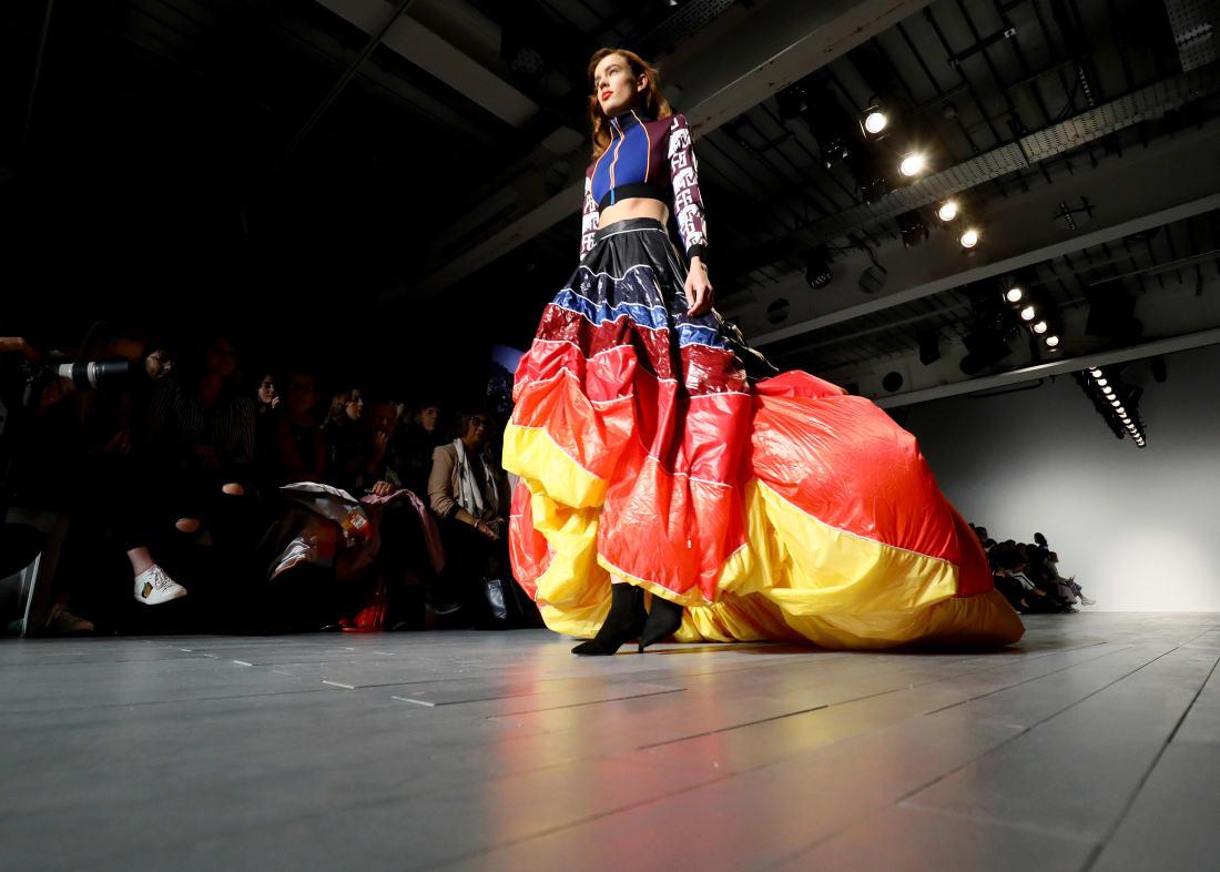 Tuần lễ thời trang London 7