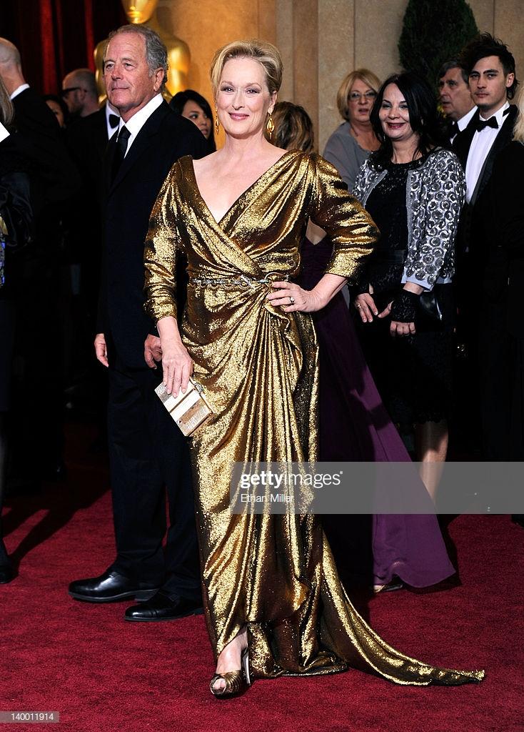 Thảm đỏ Oscar 9
