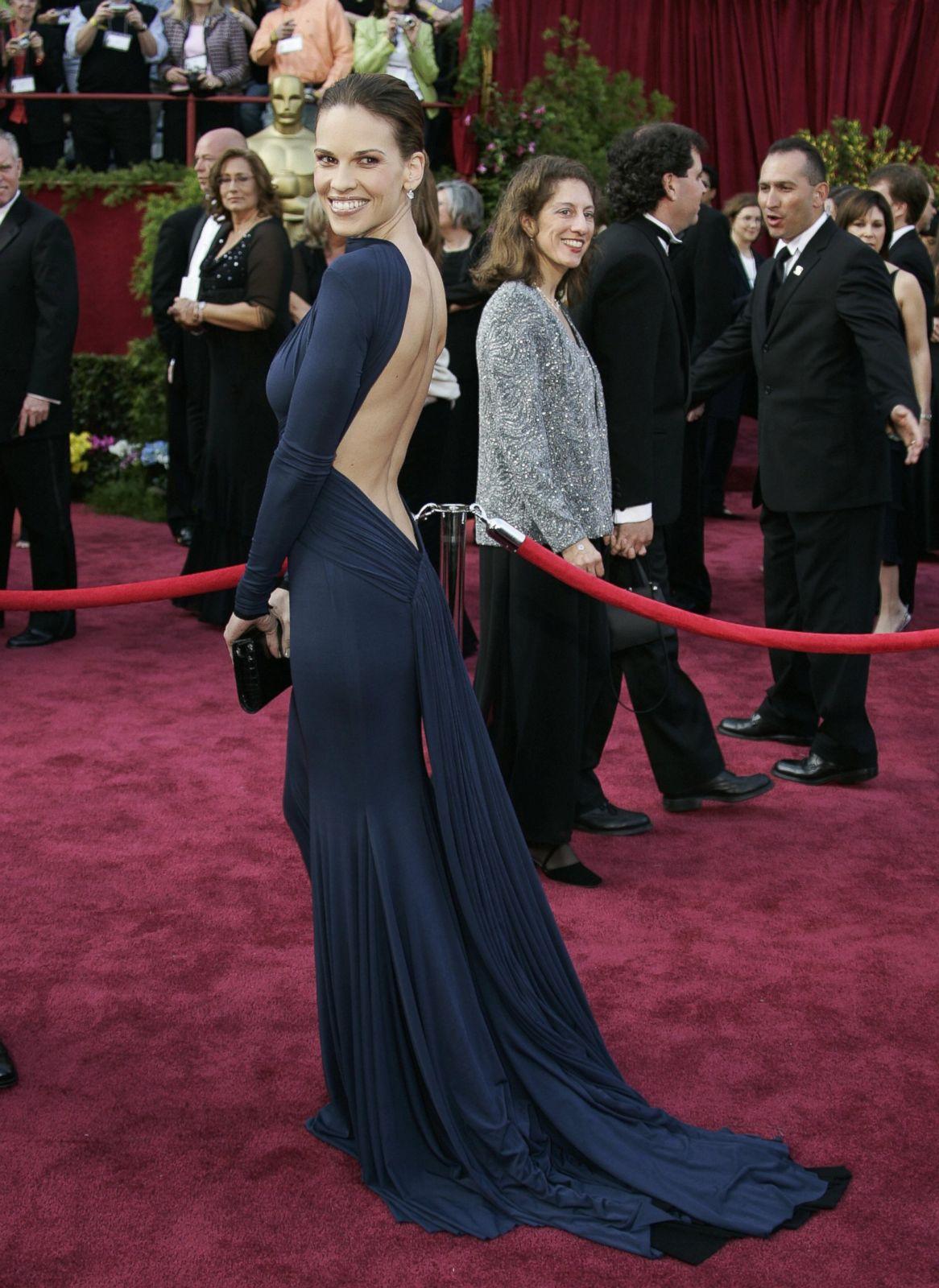 Thảm đỏ Oscar 1