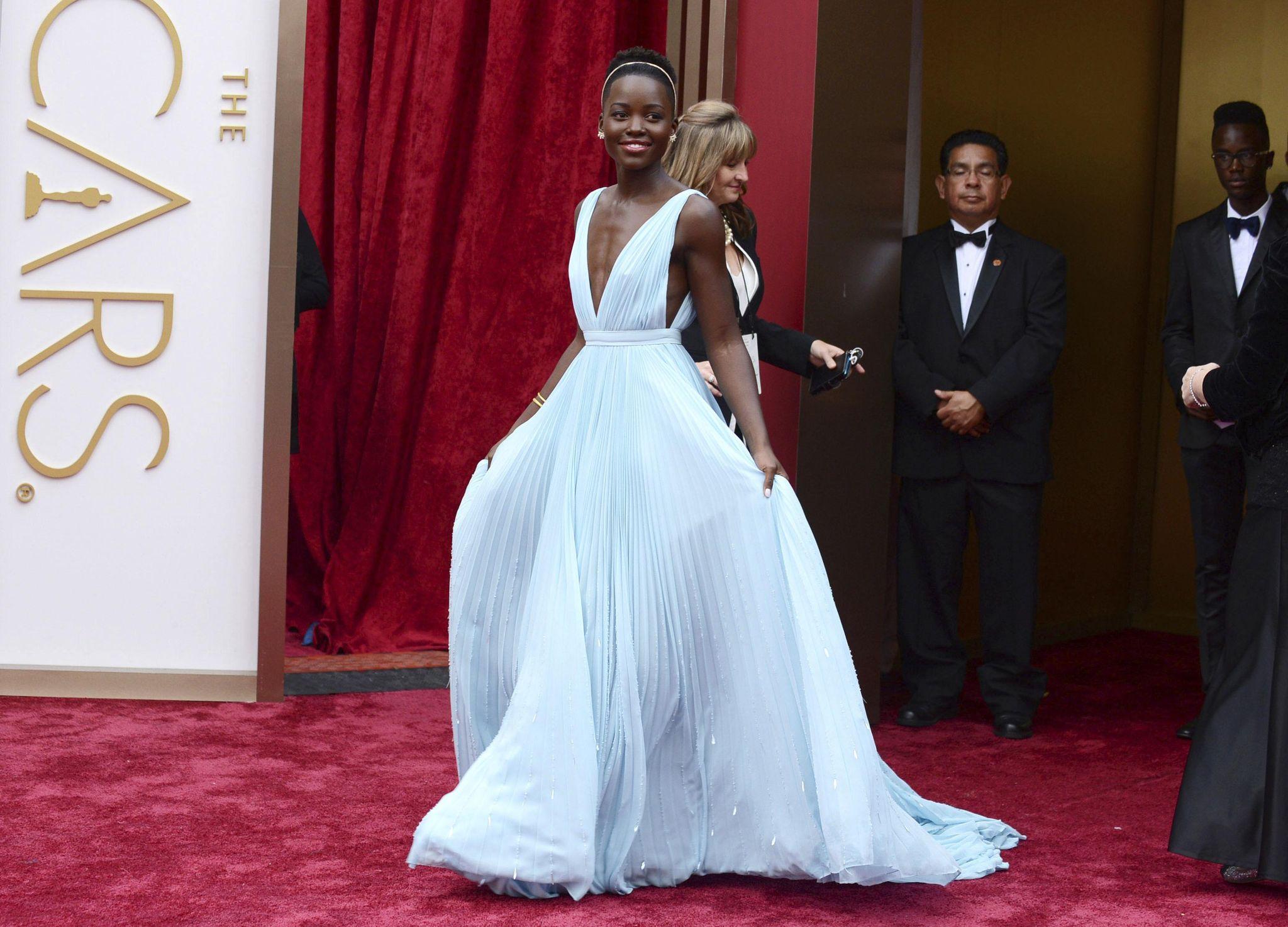 Thảm đỏ Oscar 13
