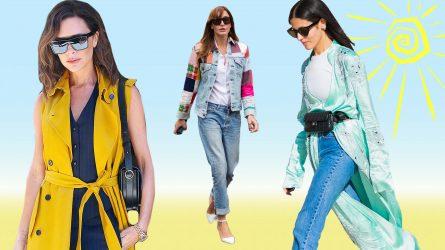 Tự tin xuống phố với 5 kiểu áo khoác mùa Hè sành điệu