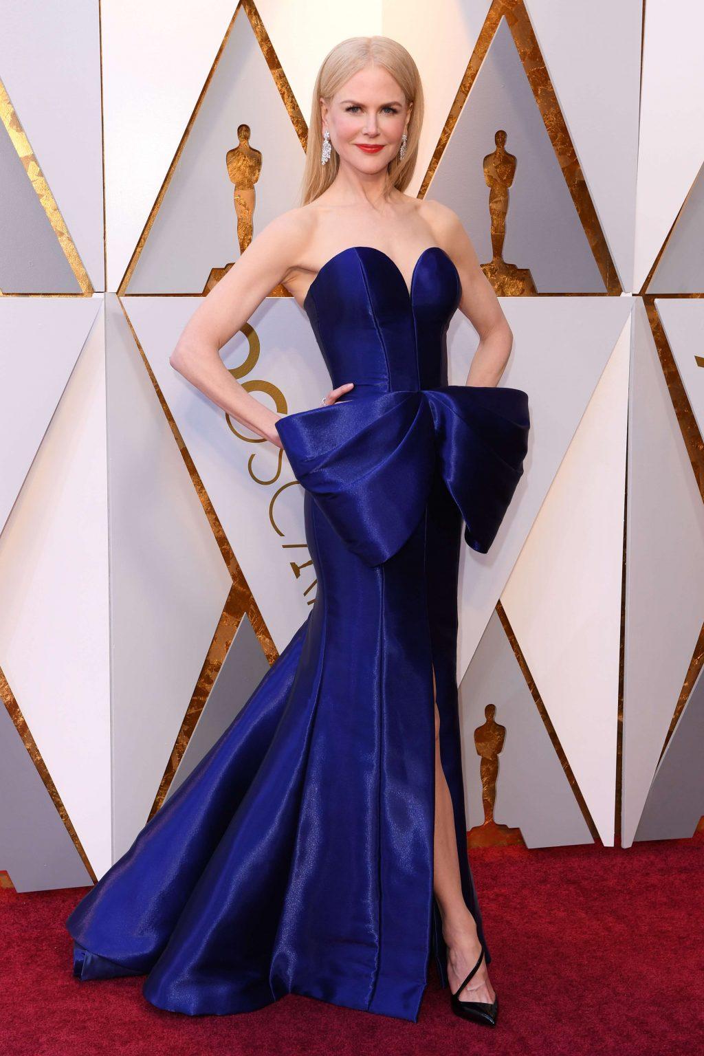 Bí mật đằng sau những bộ cánh lộng lẫy trên thảm đỏ Oscar