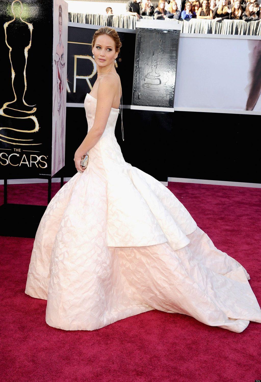 Bí mật đằng sau những bộ cánh lộng lẫy trên thảm đỏ Oscar 3