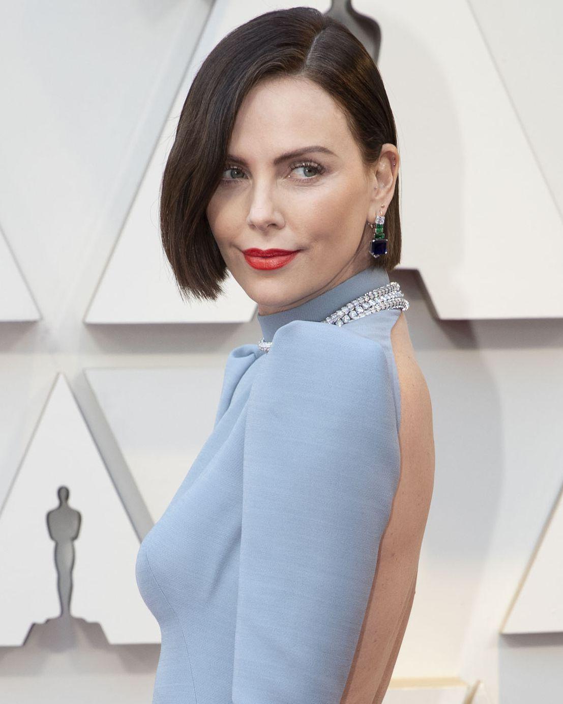 05 phong cách trang điểm và làm tóc Oscars 2019