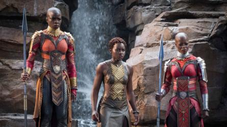 Black Panther xuất sắc giành giải Thiết kế phục trang đẹp nhất tại lễ trao giải Oscar 2019