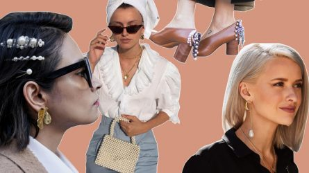 Phụ kiện ngọc trai - chìa khóa cho phong cách thời trang đậm chất Pháp