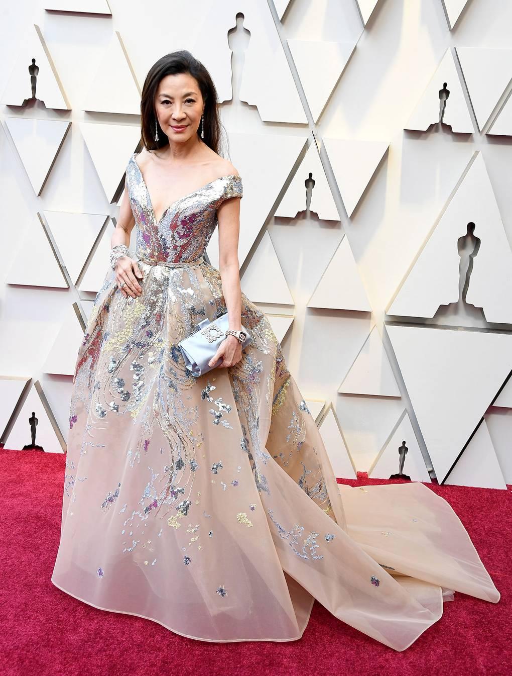 dàn minh tinh Hollywood khoe sắc trên thảm đỏ Oscar 2019 11