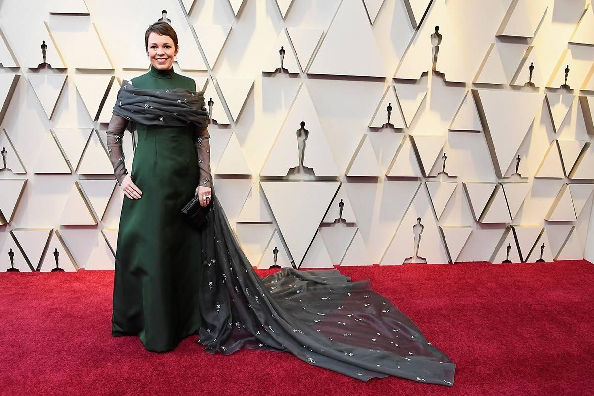 dàn minh tinh Hollywood khoe sắc trên thảm đỏ Oscar 2019 12