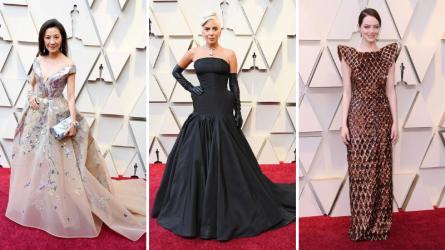 Thảm đỏ Oscar 2019: